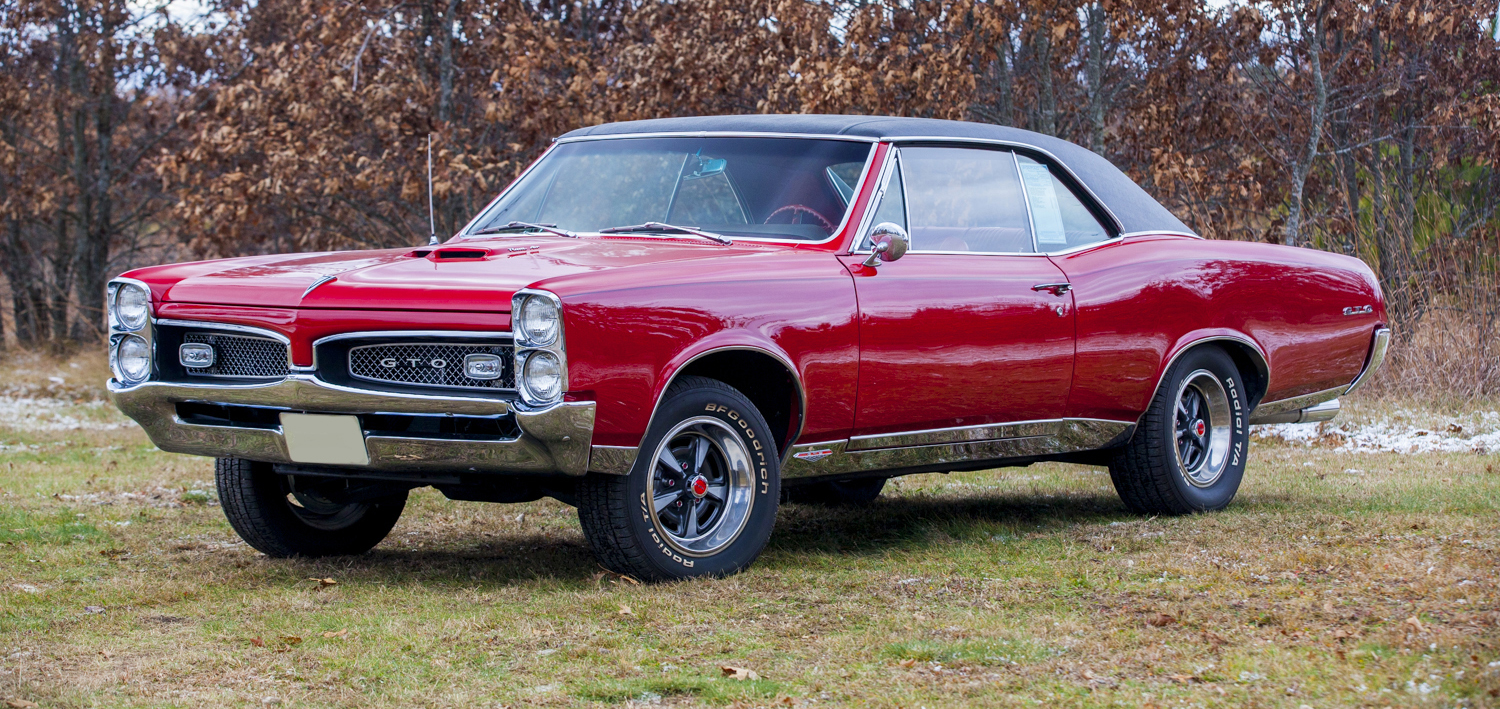 67 GTO Accelerated Auto Group